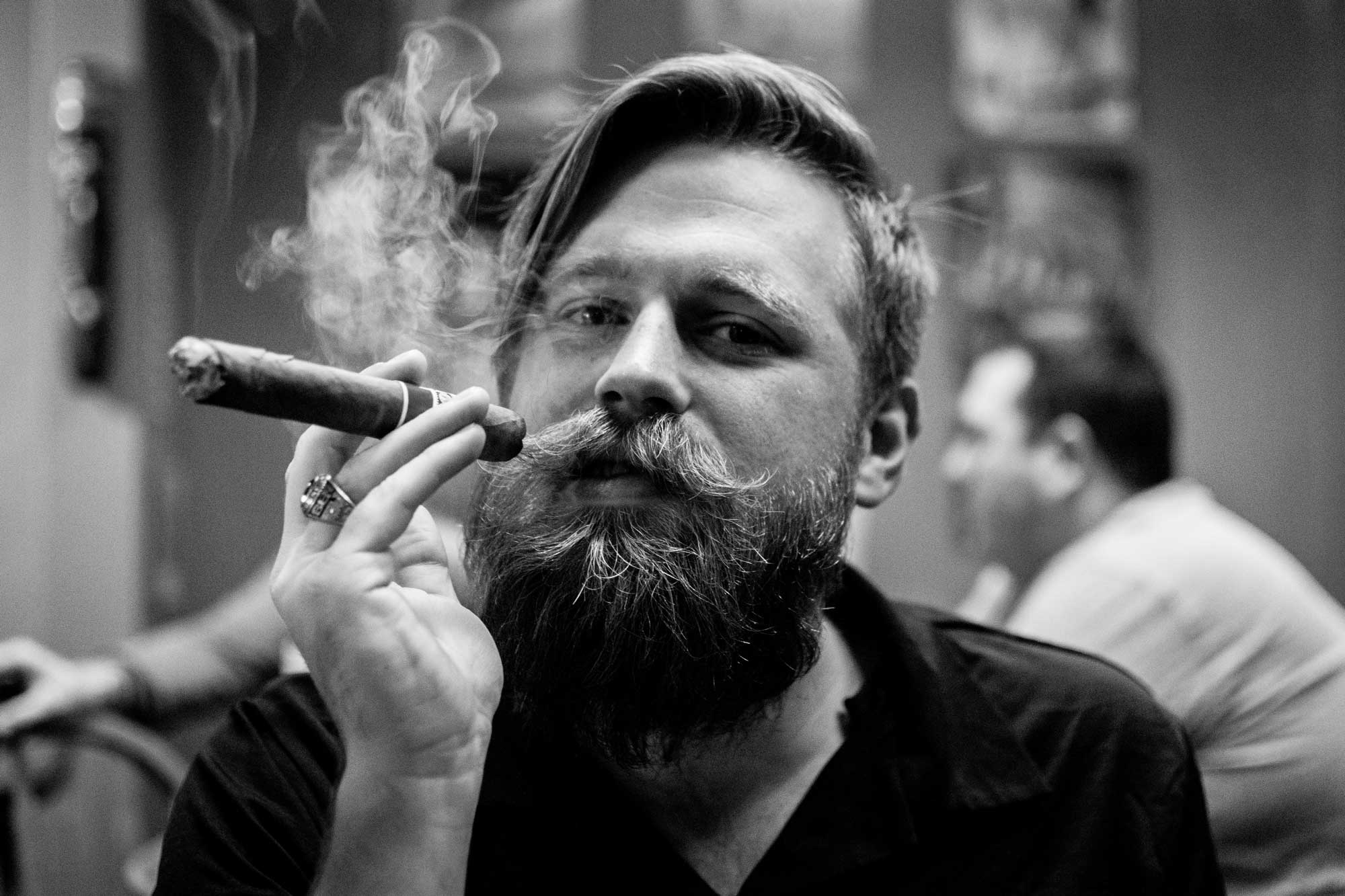 Smoking cigar with asshole, sue gafner nude