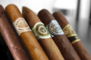cigars closeup