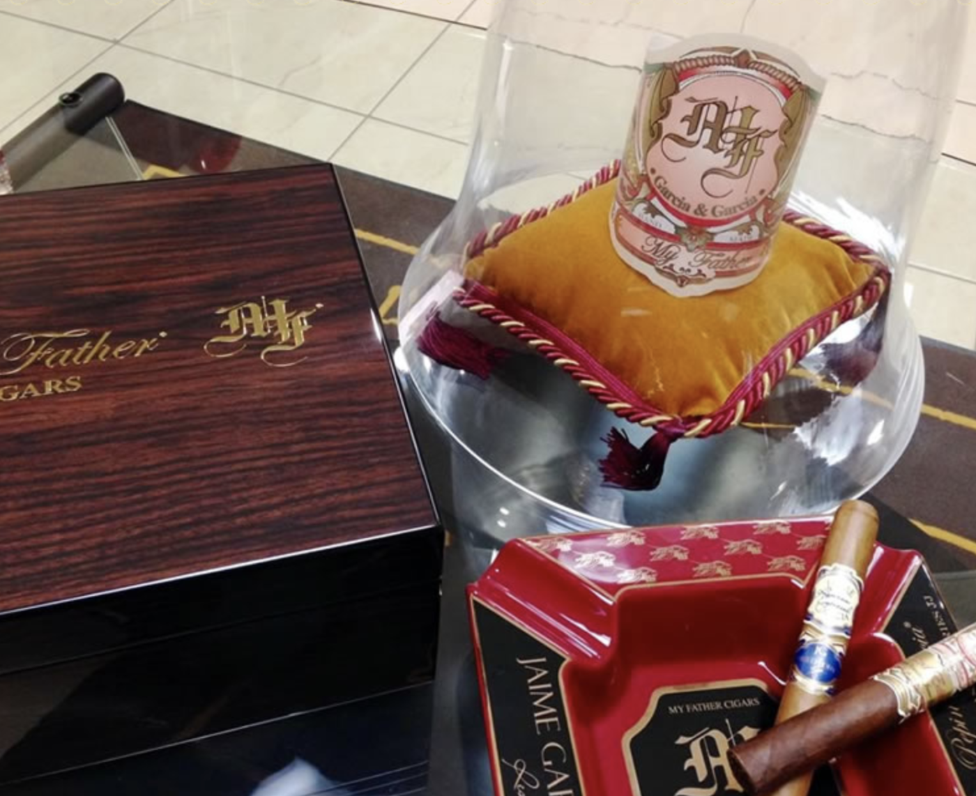 My Father Cigars Event – September 12th